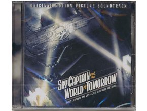 Svět zítřka (soundtrack - CD) Sky Captain and the World of Tomorrow