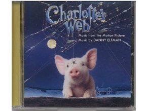 Šarlotina pavučinka (score - CD) Charlottes Web