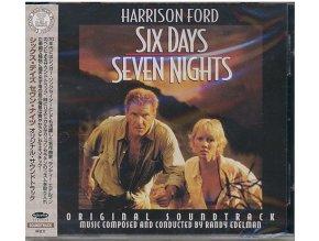 Šest dní, sedm nocí (soundtrack - CD) Six Days Seven Nights