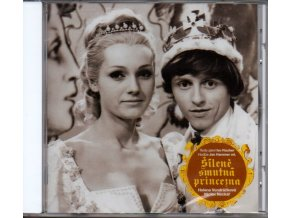 šíleně smutná princezna soundtrack cd
