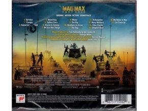 Šílený Max: Zběsilá cesta (soundtrack) Mad Max: Fury Road