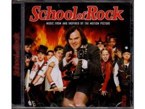 school of rock soundtrack cd