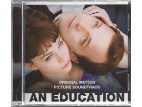 Škola života (soundtrack - CD) An Education