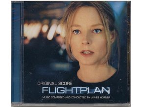 Tajemný let (soundtrack - CD) Flightplan