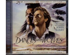 dances with wolves soundtrack cd 25th anniversary expanded edition john barry