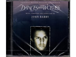 dances with wolves soundtrack cd john barry