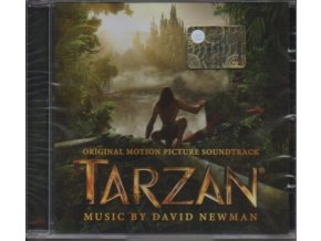 Tarzan (soundtrack - CD)