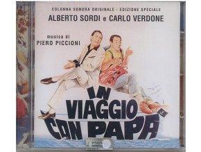 Tati, to snad ne! (soundtrack - CD) In Viaggio Con Papa