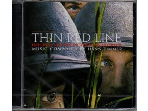 thin red line soundtrack cd hans zimmer