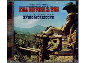 cera una volta il west soundtrack cd ennio morricone