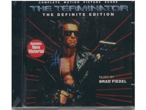 Terminátor (score - CD) The Terminator