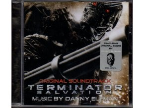 terminator salvation soundtrack cd danny elfman