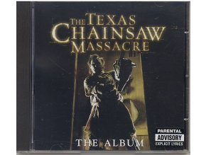 Texaský masakr motorovou pilou (soundtrack - CD) The Texas Chainsaw Massacre