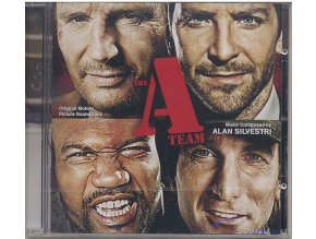 The A-Team (score - CD)