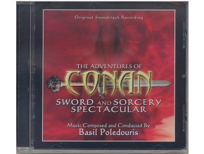 The Adventures of Conan: A Sword and Sorcery Spectacular (CD)