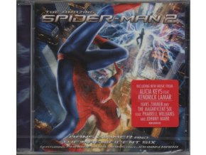 The Amazing Spider-Man 2 (soundtrack - CD)