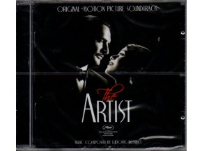 the artist soundtrack cd ludovic bource