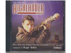 The Best of Highlander: The Series (soundtrack - CD)