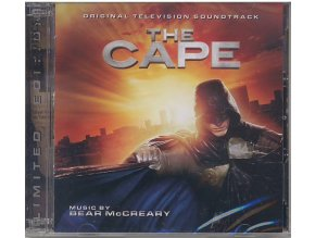 The Cape (soundtrack - CD)