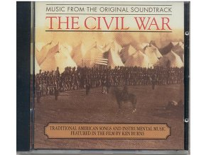The Civil War (soundtrack - CD)