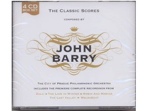The Classics (score - CD)s Composed by John Barry
