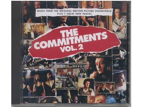 The Commitments vol. 2 (soundtrack - CD)