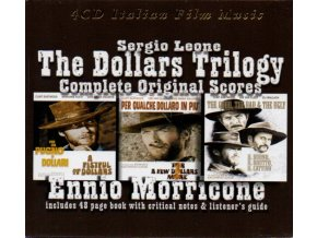 The Dollars Trilogy (CD)