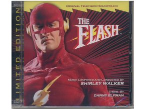 The Flash (soundtrack - CD)