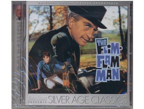 The Flim - Flam Man / A Girl Named Sooner (soundtrack - CD)