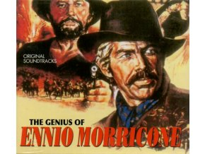 The Genius of Ennio Morricone (CD)