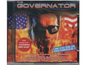 The Governator (soundtrack - CD)