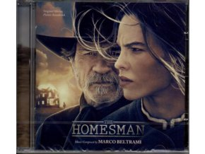 The Homesman (soundtrack - CD)