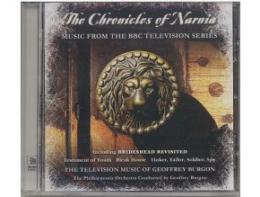 The Chronicles of Narnia (soundtrack - CD)