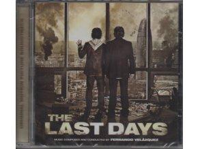 The Last Days (soundtrack - CD)