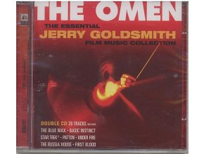 The Omen: The Essential Jerry Goldsmith Film Music Collection (2 CD)