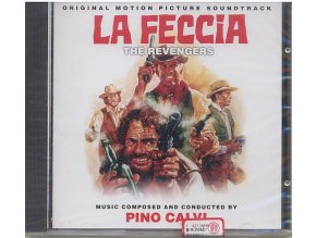 The Revengers (soundtrack - CD) La Feccia