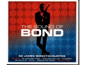 The Sound of Bond (CD)