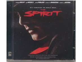 The Spirit (soundtrack - CD)