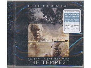 The Tempest (soundtrack - CD)
