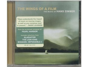 The Wings of a Film (CD)