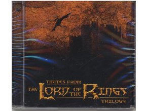 Themes from the Lord of the Rings Trilogy (CD)
