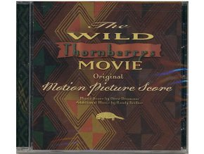 Thornberriovi na cestách (score - CD) The Wild Thornberrys Movie