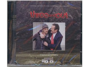 Three and Out (soundtrack - CD)