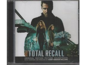 Total Recall (soundtrack - CD)