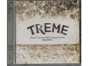 Treme, Season 1 (soundtrack - CD)