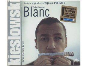 Tři barvy: Bílá (soundtrack - CD) Three Colours: White - Trois couleurs: Blanc