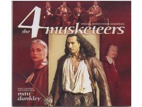 Tři mušketýři 2 / Čtyři mušketýři (soundtrack - CD) The 4 Musketeers
