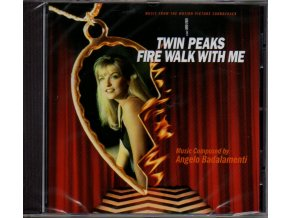 twin peaks fire walk with me soundtrack cd