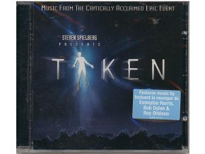 Uneseni (soundtrack - CD) Taken