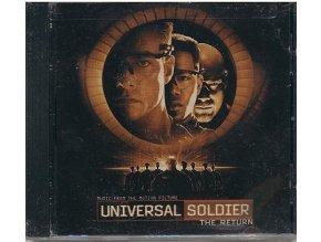 Univerzální voják: Zpět v akci (soundtrack - CD) Universal Soldier: The Return